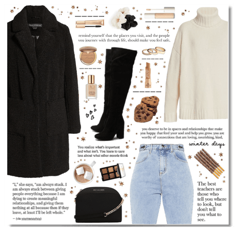 Style a Warm Coat