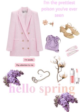 hello spring…