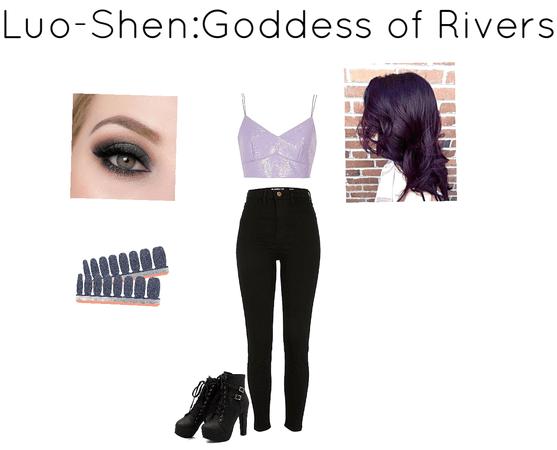 Goddess of Rivers