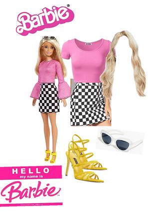 Barbie EeeEeee