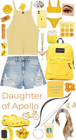 Apollo's daughter