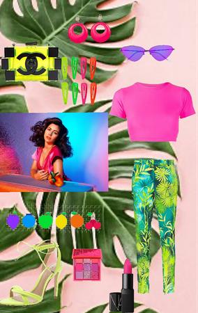 Marina-Neon Nature Tour