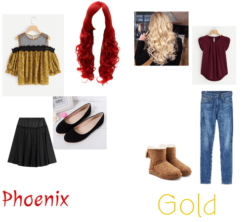 Gossip Girl outfit 1