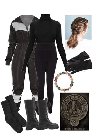 District 3 Arena Outfit