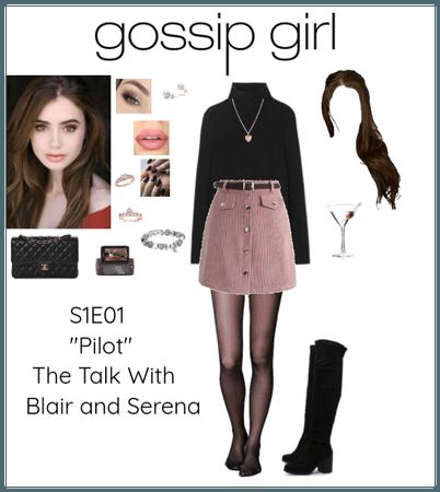 Gossip Girl: Pilot - Heather Waldorf