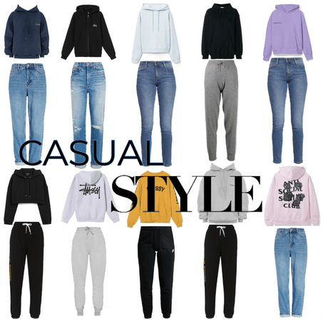 Casual/Everyday wear