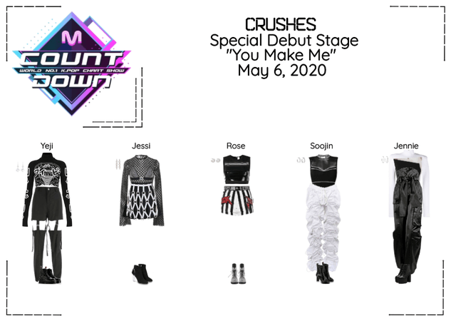 "Crushes (호감) ""You Make Me"" Special Stage"