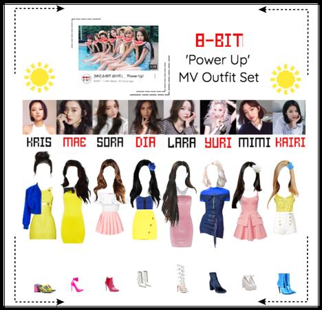 ⟪8-BIT⟫ 'Power Up' MV Outfit Set