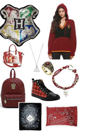 HARRY POTTER ~gryffindor~
