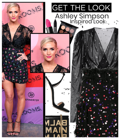 Get The Look: Ashley Simpson