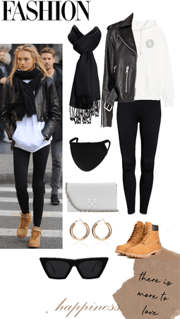 Romee Strijd Outfit Inspo for running errands
