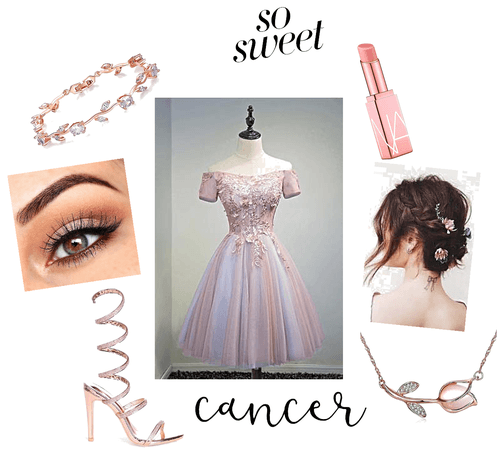 Cancer Dress