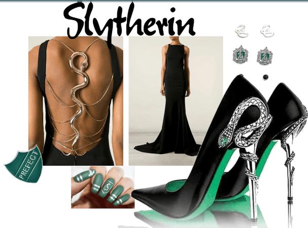 Slytherin Formal