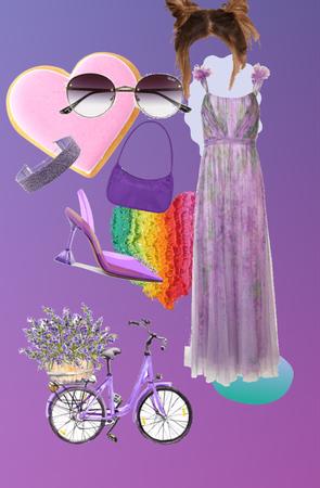 pretty perfect purple