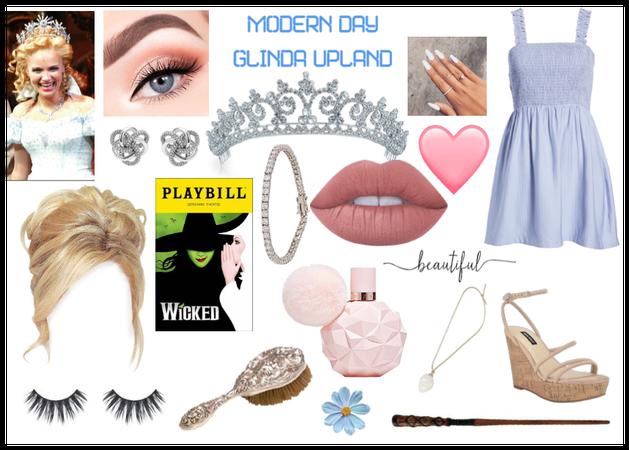 Modern Day Characters One: Glinda Upland
