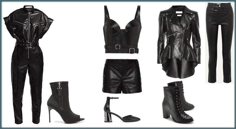3 Leather Looks