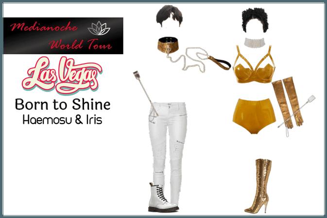 Medianoche World Tour   Las Vegas Born to Shine
