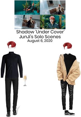 Shadow 'Under Cover' JunJi's Solo Scenes