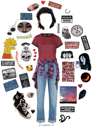 Back to School: Grunge