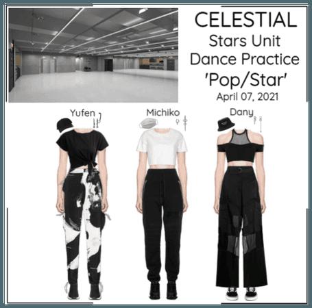 세레스티알 (Celestial)   STARS Dance Prac. - Pop/Star