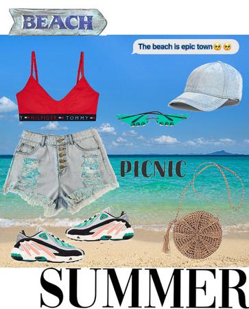 beach it is