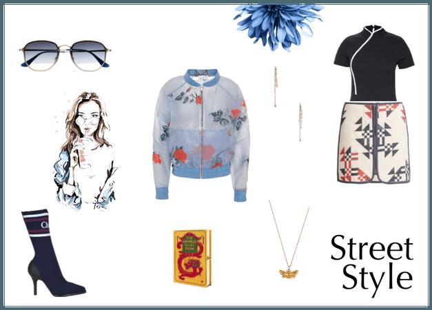 street style- oriental