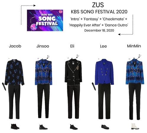 Zus// KBS Song Festival 2020
