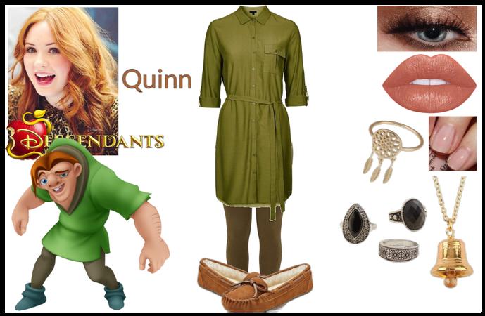 Quinn - Meeting The Isle Kids