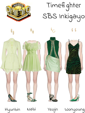 Timefighter SBS Inkigayo 210620