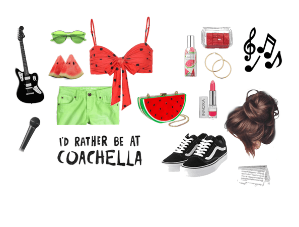 Watermelon Coachella