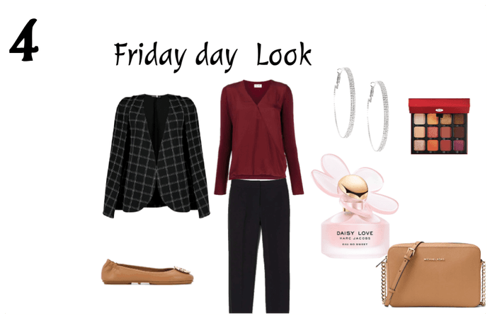 Friday day outfit