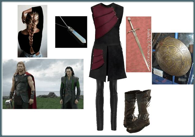 Asgardian Armor