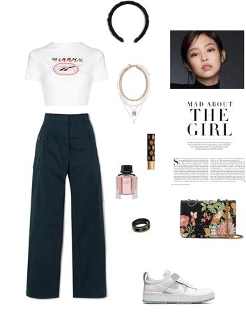 Jennie Street Style