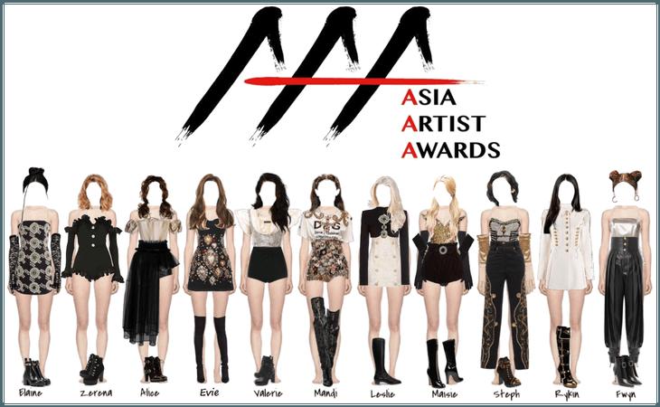 """Dream Diary"" 7th Win ASIA ARTIST AWARDS"