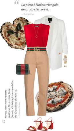 Pizza è ITALIA 🇮🇹