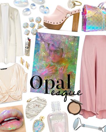opal-esque