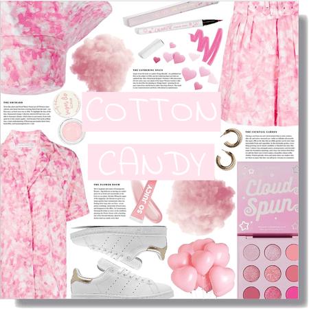 cotton candy dream 💗