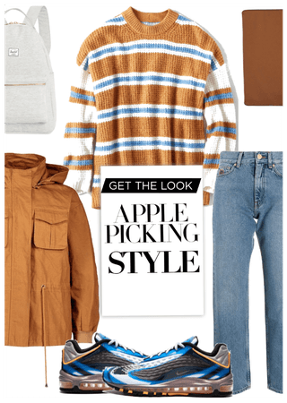 Get The Look: Apple Picking Style