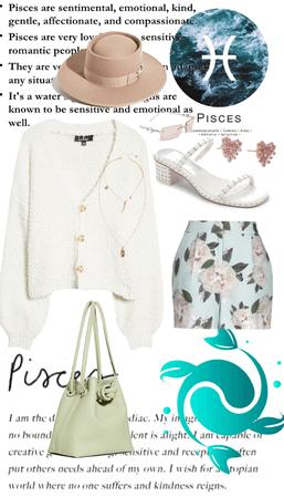 ♓️ Pisces princess