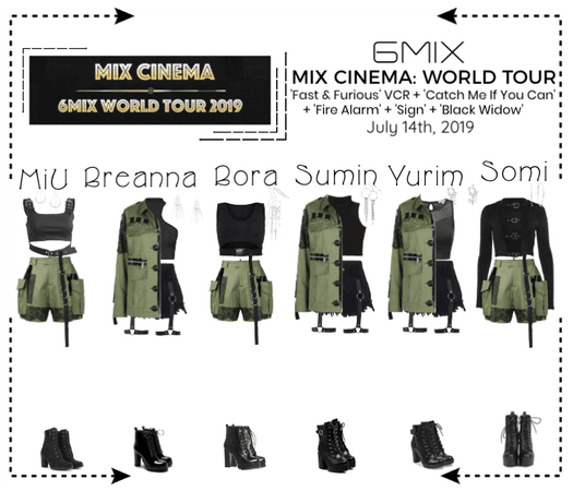 《6mix》Mix Cinema | Seoul - Day 2