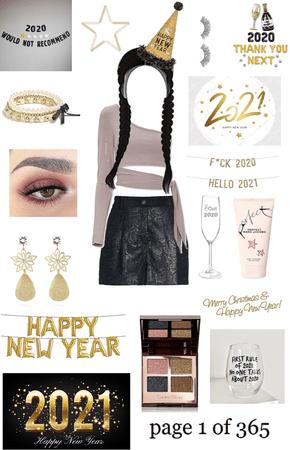 New Years 🎉