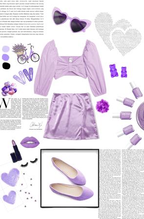 Fancy Purple Fit