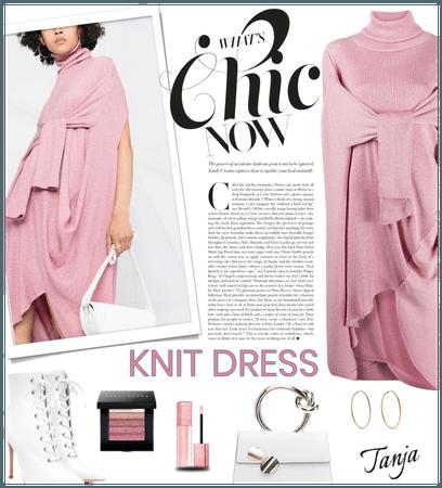 Knit Dress for Spring