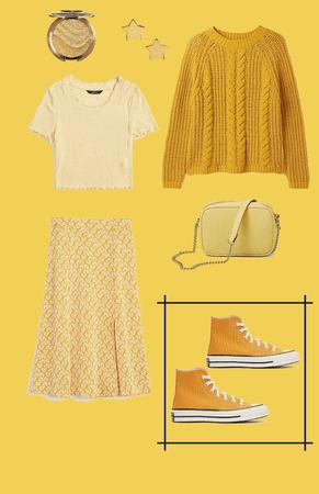 who said yellow?