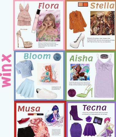 Winx Fashion Redo