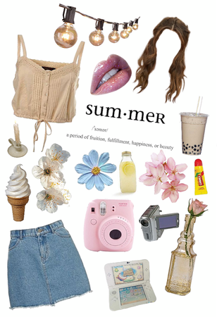 summer aesthetic