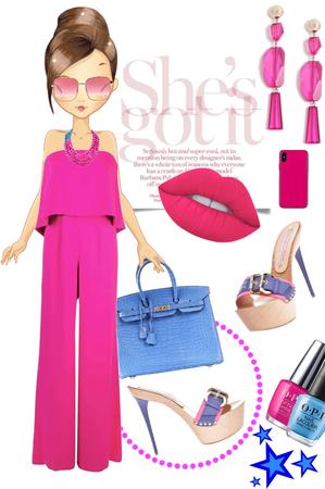 💖 Pink Pink Periwinkle Pink 💖
