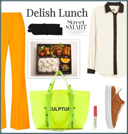 Delish Lunch