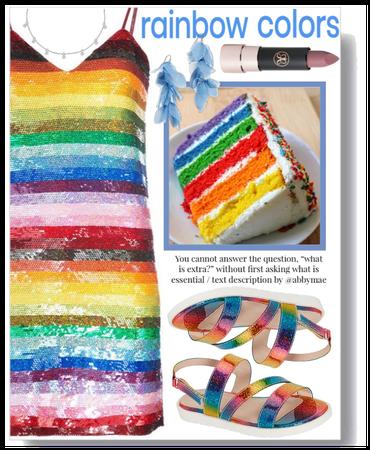 Rainbow colors II.