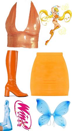 halloween costume: stella